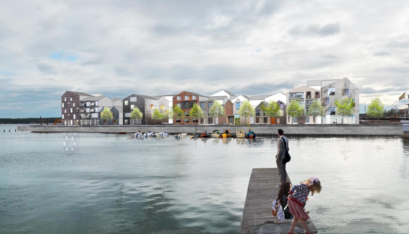 Stadsutveckling i Hudiksvall